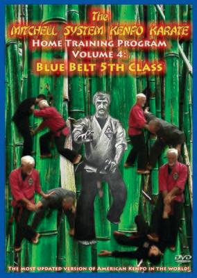 Home Training Program Volume 4: Blue Belt