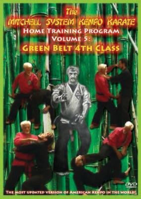 Home Training Program Volume 5: Green Belt