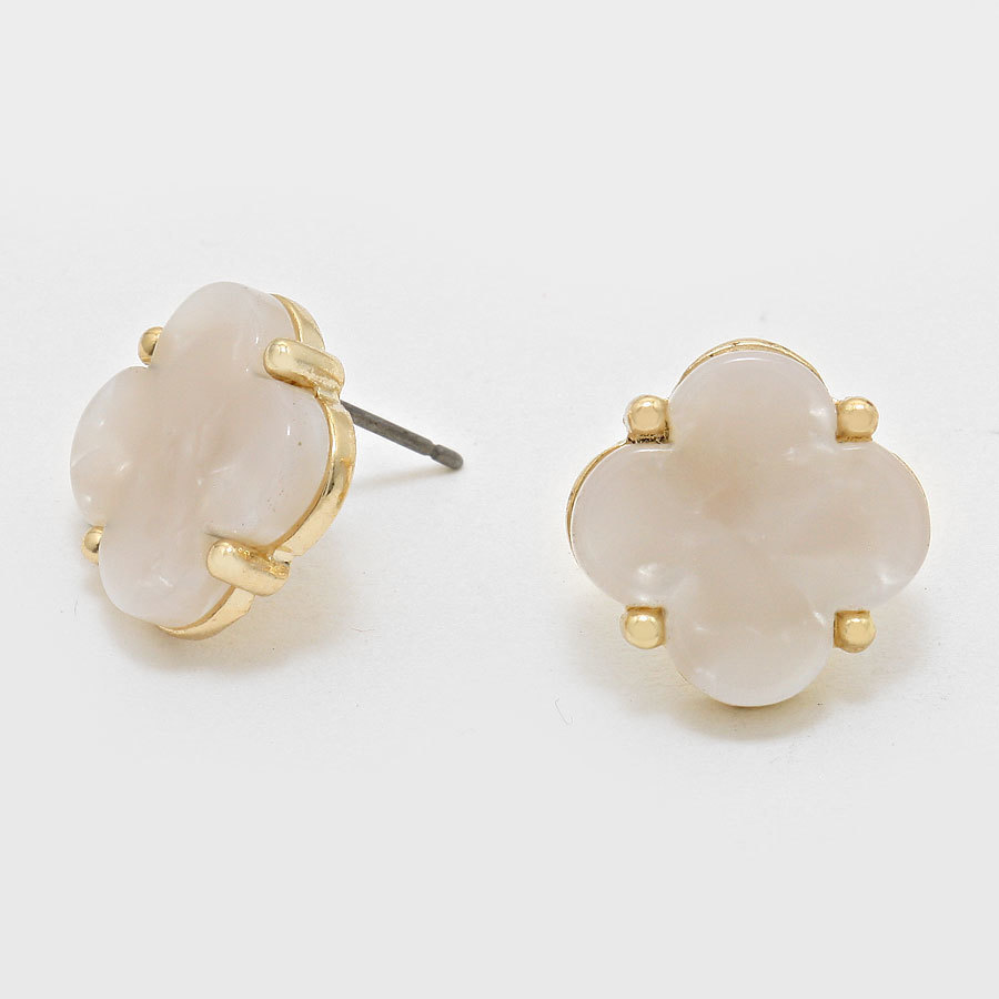 Arpel Ivory Earrings WT-SE9002-WHT-TOR-12W-