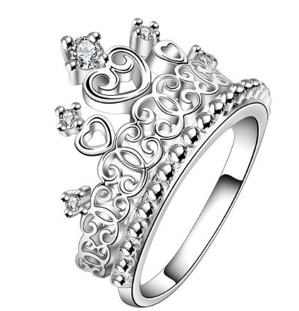 Countessa Silver Ring KS-R629