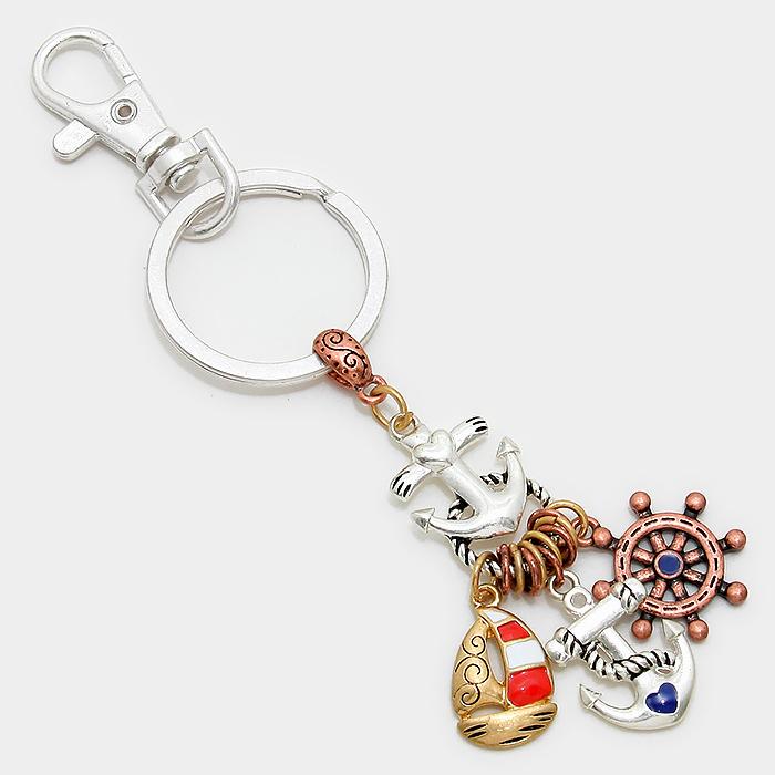 Anchors Handbag Charms - Keychain WT-300588