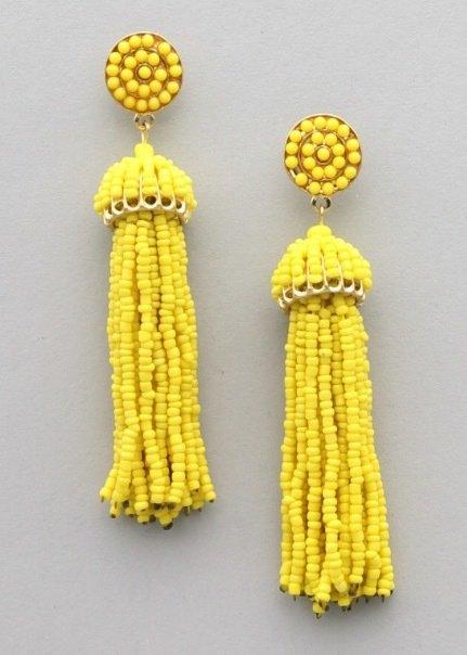 Scilia Earrings - Sunny JW-U1EFER1722YELGD