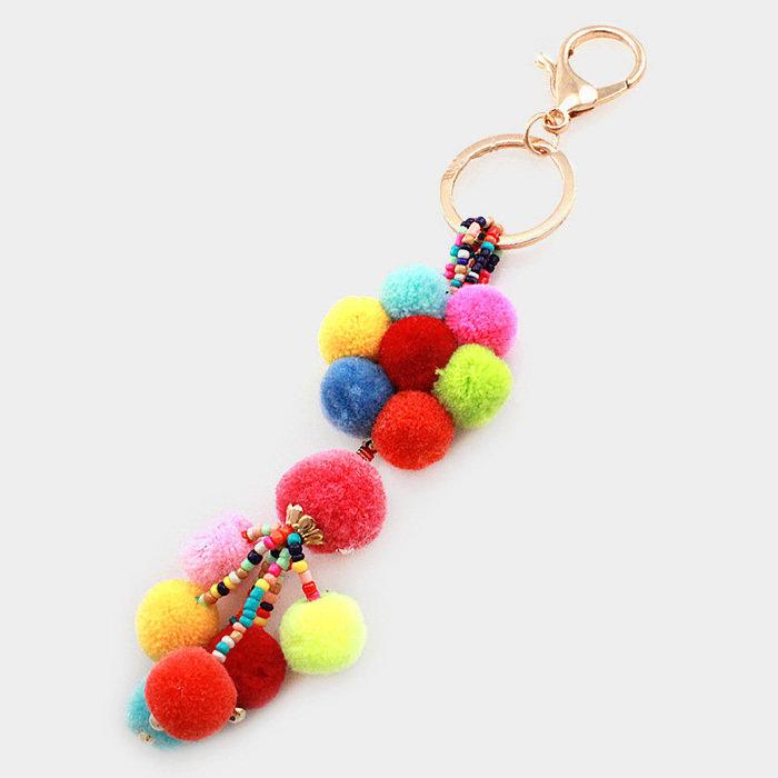Mardi Gras Keychain WT-344398