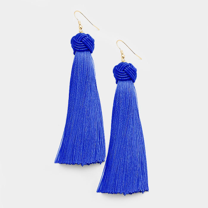 Vanessa Blue Earrings WT-350748