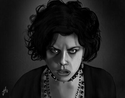 Fairuza Balk The Craft Art Print Nancy