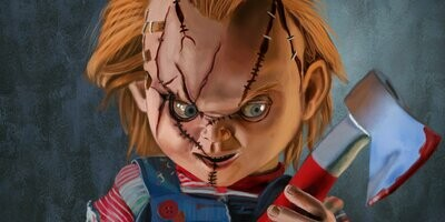 Chucky Child's Play Art Print