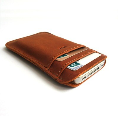 Retro leather iphone5s / 5 Mobile Taoka sets of imported vegetable tanned leather