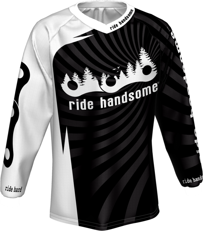 Long Sleeve Jersey w/ Tree Cuffs