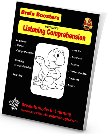 Listening Comprehension - Level 1
