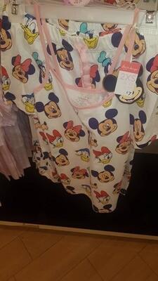 Ladies' pyjamas - shorts- set