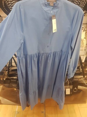 Ladies' shirt dress