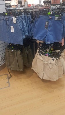 Ladies'shorts
