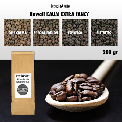 Hawaii KAUAI EXTRA FANCY (200gr)