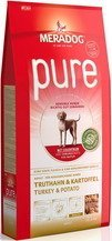 Pure Kalkun & Poteter 12,5 kg