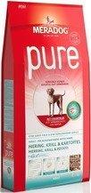 Pure Krill, sild og Potet 12,5 kg