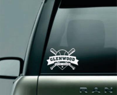 Glenwood Signature Logo Decal