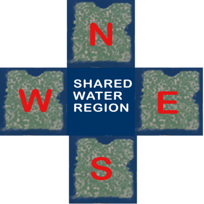 Shared Water Region add on