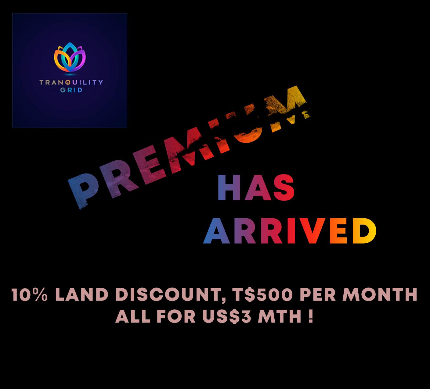 Premium Resident
