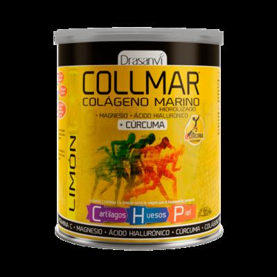 Collmar Magnesio Cúrcuma sabor limón 300g