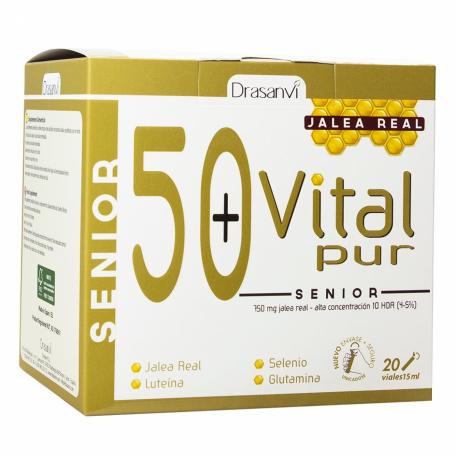 Vitalpur Senior 20x15 ml