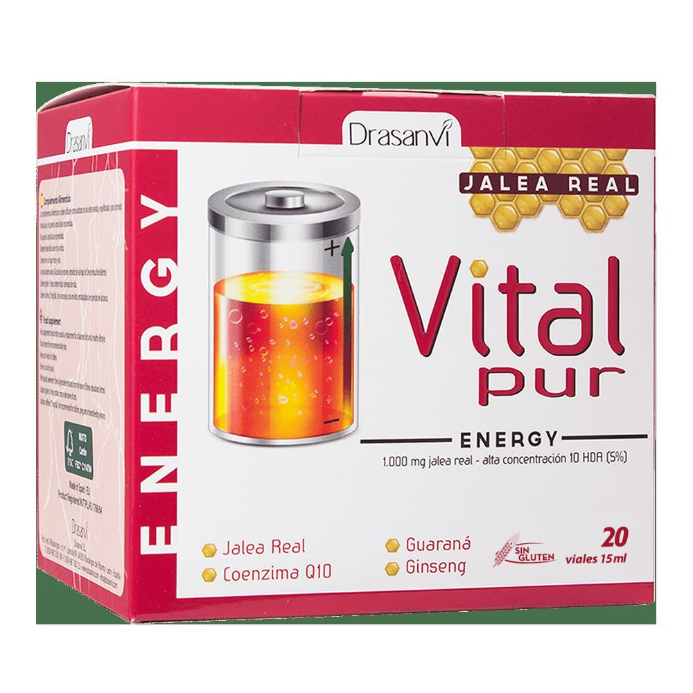 Vitalpur Energy 20x15 ml
