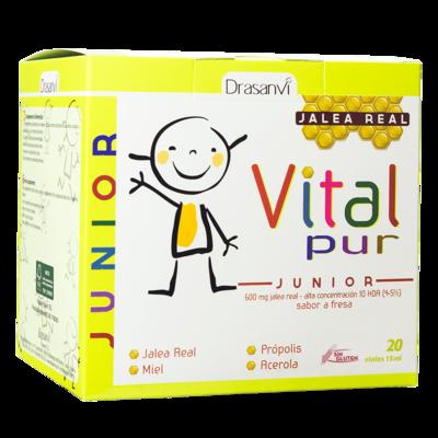 Vitalpur Junior 20x15 ml