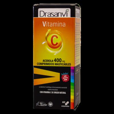 Vitamina C 60 Comprimidos Masticables