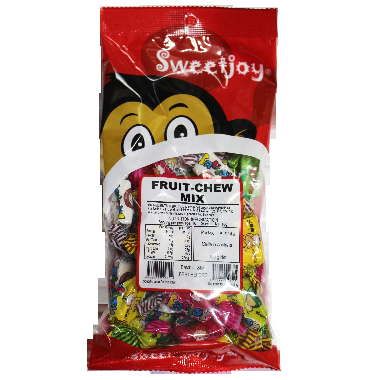 Fruit Chew Mix 160g
