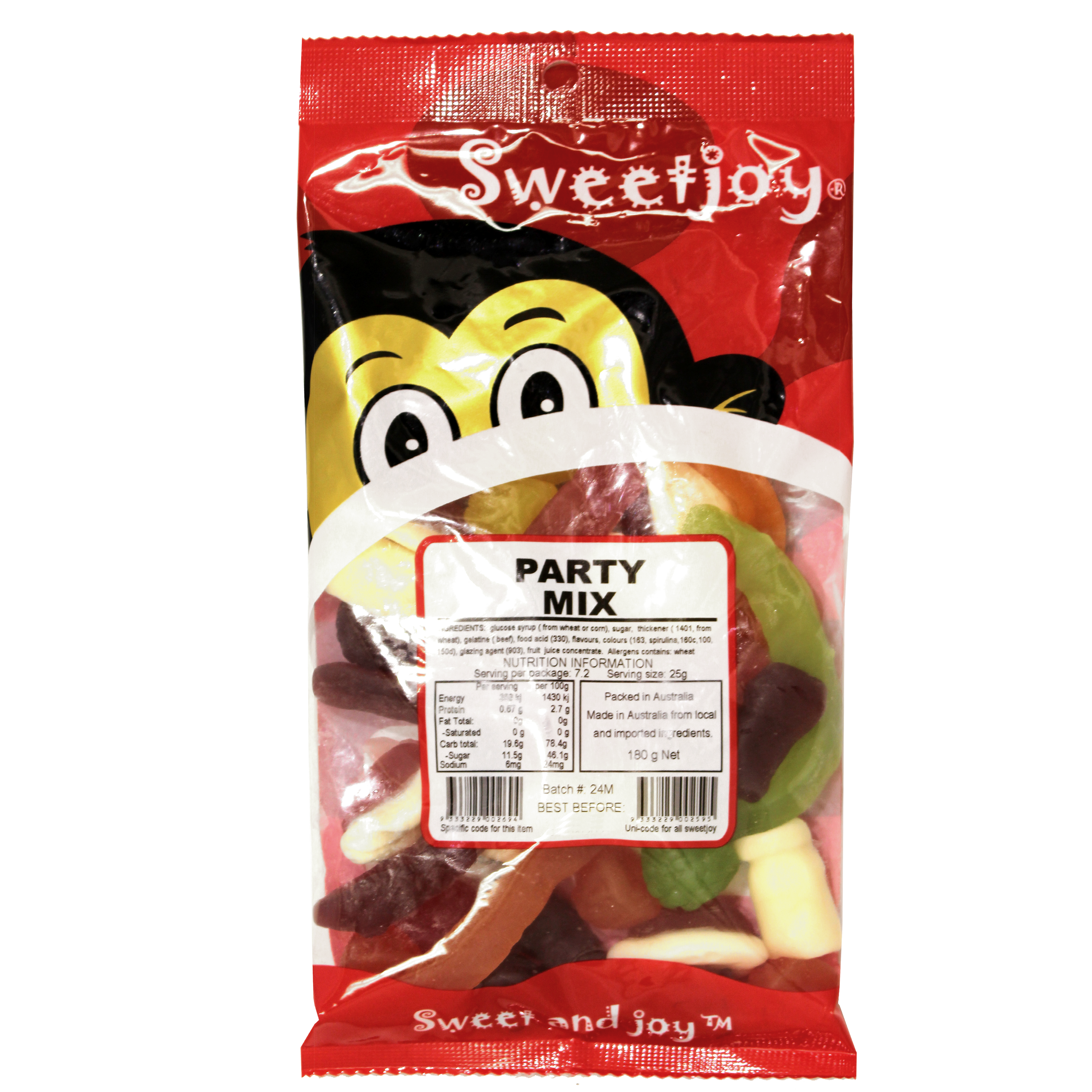 Party Mix 180g