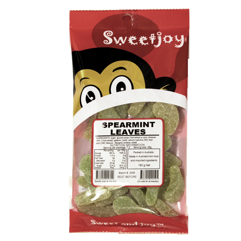 Spearmint Leaves 180g
