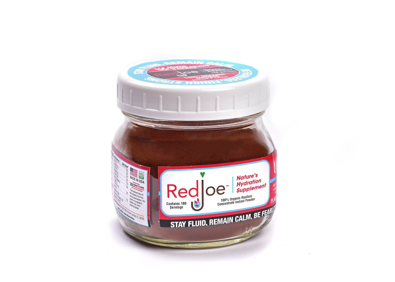 180 Serving Jar of RedJoe Rooibos