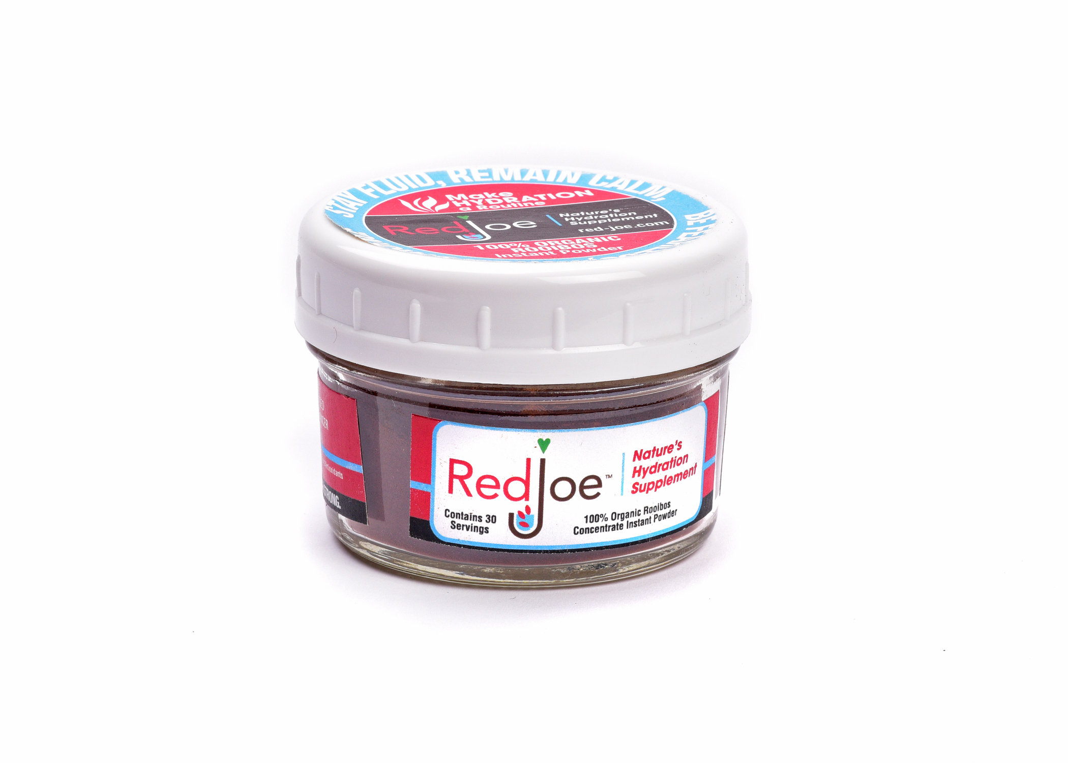 30 serving jar of Red Joe Powder 859096004047