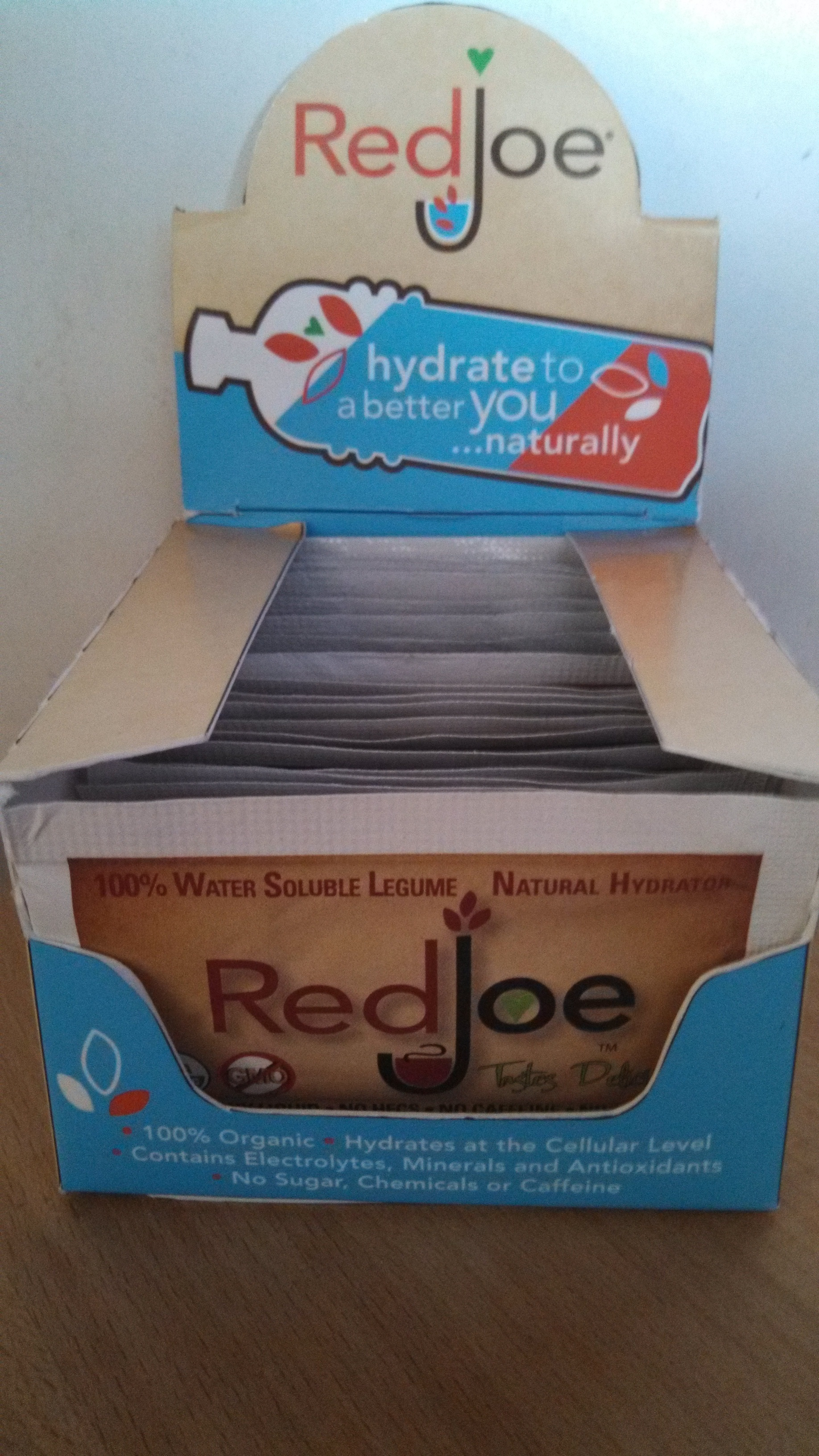 30 Count Box of RedJoe Single Serve Packets