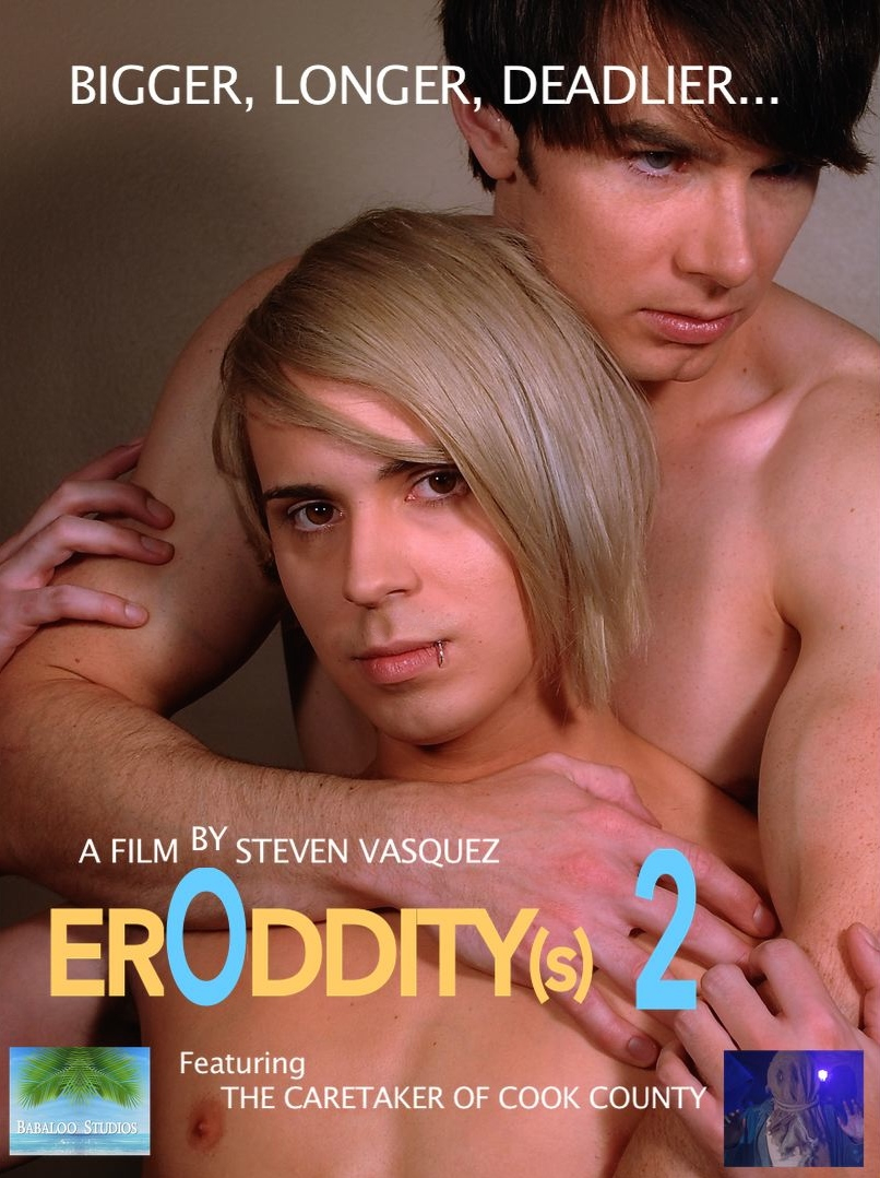 ErOddity(s) 2 DVD - Completely Uncensored Version ON SALE NOW 50% off DVD0006