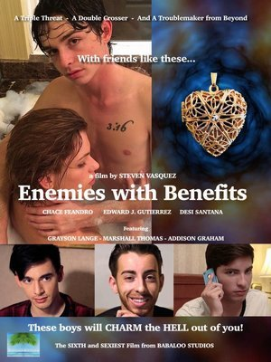 Enemies with Benefits- Stream or Download Original DVD (Download link will be sent to your email address)