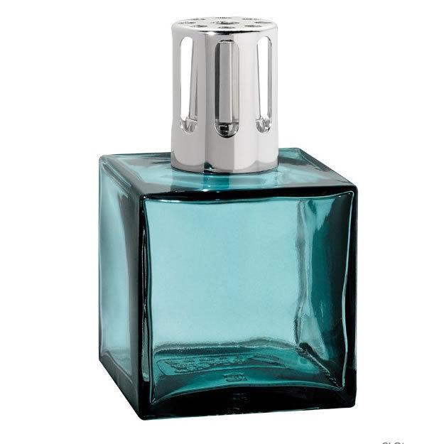 Lamp - Cube - Blue