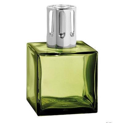 Lamp - Cube Green
