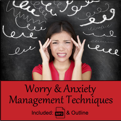 Worry And Anxiety Management Techniques Helping Your Stressed Out Brain Chill By Dr