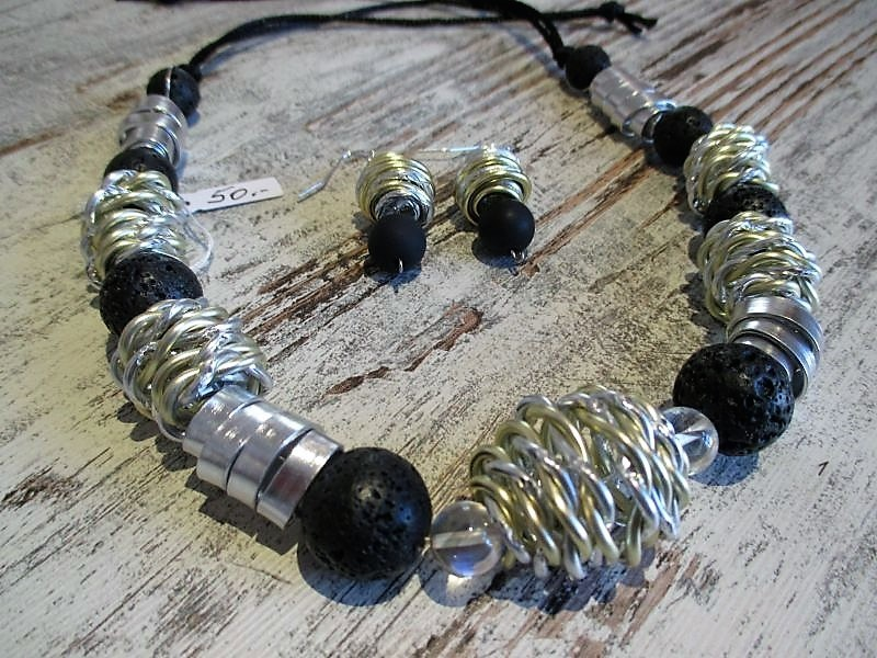 Jewelry Sets Handmade by Corinna Kirchhof