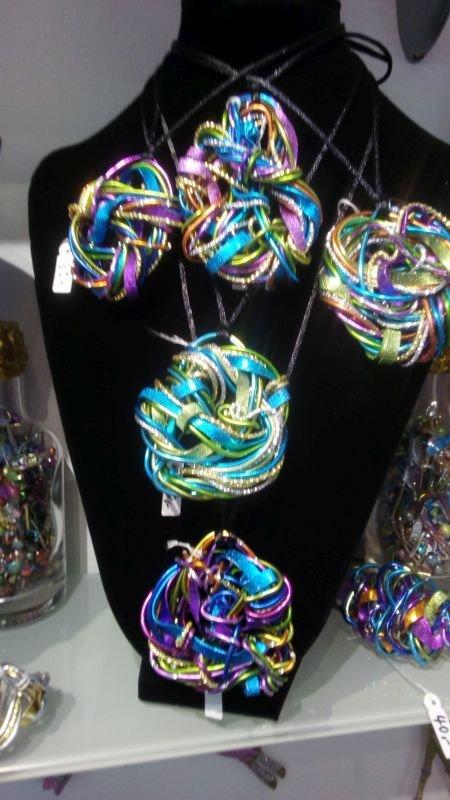 Necklaces € 35,00 - € 50.00 Handmade  by Corinna Kirchhof