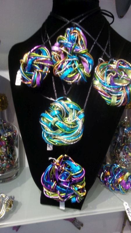 Necklaces € 35,00 - € 50.00 Handmade  by Corinna Kirchhof