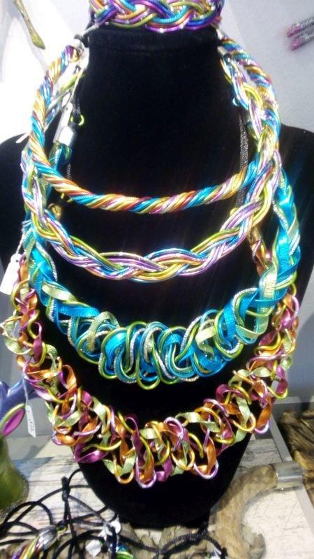 Necklaces € 45,00 - € 60.00 Handmade  by Corinna Kirchhof