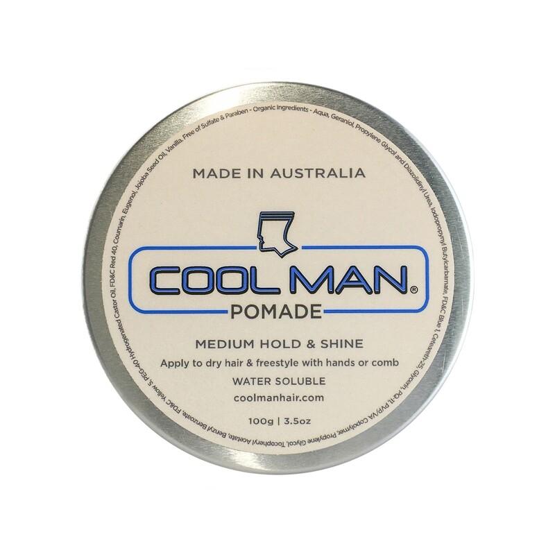 Cool Man® Pomade