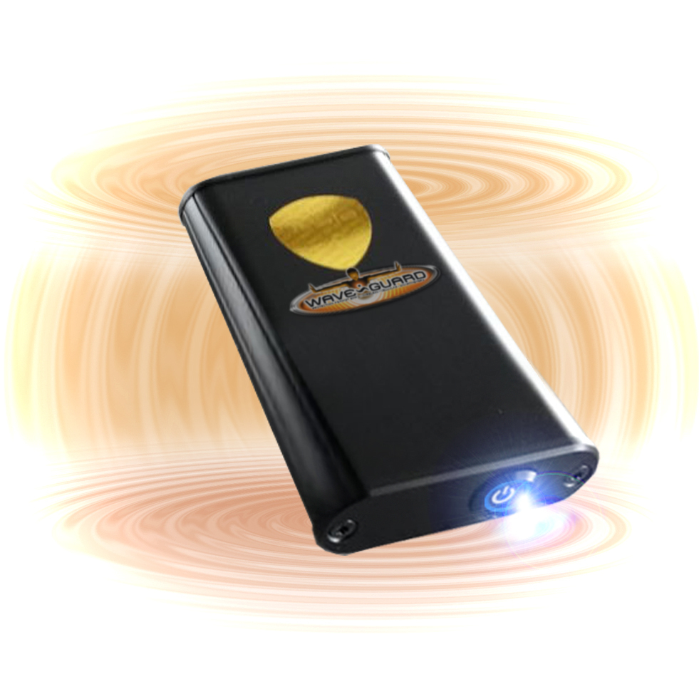 Wave-Guard Tesla - Active EMF Portable Device