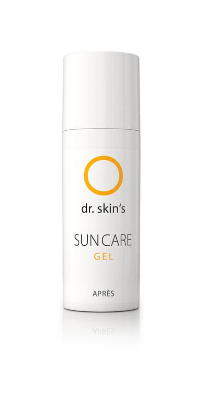 dr. skin's SUNCARE Gel après