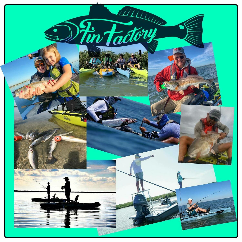 FISHING TRIP DEPOSIT