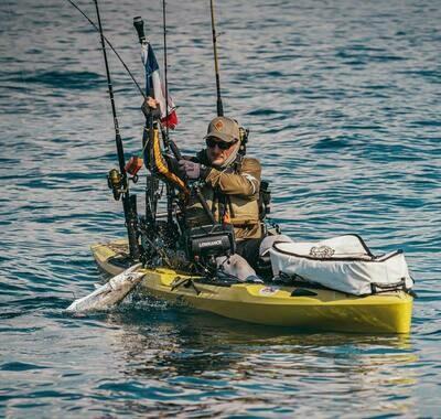 Kayak Fishing Trip (Offshore)