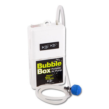 BUBBLE BOX AIR PUMP