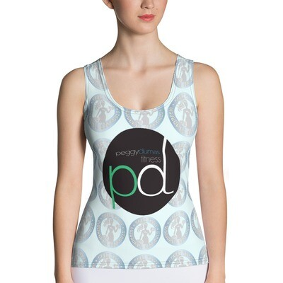 PD Fit Sublimation Cut & Sew Tank Top