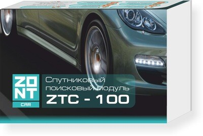 Спутниковый поисковый трекер ZTC-100M